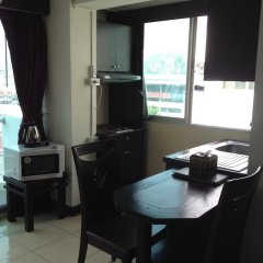 Отель Siwalai City Place Pattaya Стандартный номер фото 8