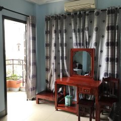 Hong Thien Backpackers Hotel 2* Стандартный номер с различными типами кроватей фото 6