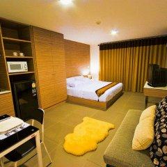 Отель Mooks Residence 3* Студия разные типы кроватей