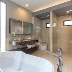Отель X10 Seaview Suite Panwa Beach Люкс с двуспальной кроватью фото 5