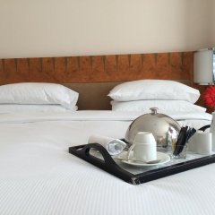 Отель Hilton Munich Airport 4* Стандартный номер разные типы кроватей фото 2