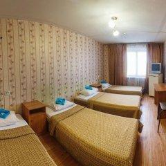 Гостиница Авиатор Номер Эконом разные типы кроватей фото 4