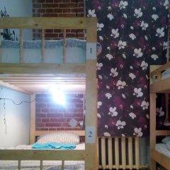 Come&Sleep Хостел Кровать в женском общем номере с двухъярусными кроватями фото 8