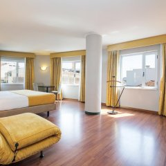 Hotel 3K Madrid 4* Улучшенный номер с двуспальной кроватью фото 4