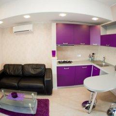 Апартаменты Apartments on Abrikosovaya в номере фото 2