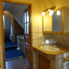 Отель Dom Sw. Stanislawa Польша, Закопане - отзывы, цены и фото номеров - забронировать отель Dom Sw. Stanislawa онлайн ванная