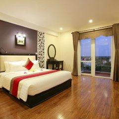 Hoian Sincerity Hotel & Spa 4* Люкс с различными типами кроватей фото 4