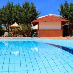 Отель Villa Medusa бассейн