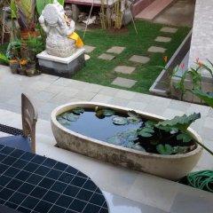 Отель Blu Mango бассейн