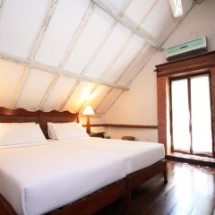 Sala Prabang Hotel 3* Стандартный номер с различными типами кроватей фото 20