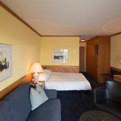 Отель STAY@Zurich Airport 2* Номер Комфорт с различными типами кроватей фото 3