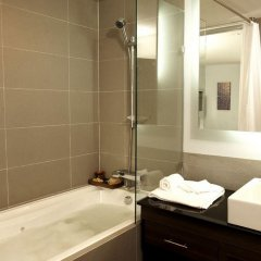 Отель Sukhumvit Suites 3* Номер Делюкс с различными типами кроватей фото 2