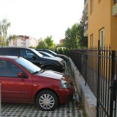 Апартаменты Yanis Apartment In Hermes Complex Солнечный берег парковка