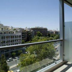 Отель Ilisia балкон