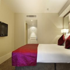 Отель Grand Royale London Hyde Park 4* Номер Делюкс с различными типами кроватей фото 5