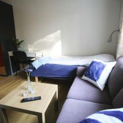 Отель Kristiansand Feriesenter Норвегия, Кристиансанд - отзывы, цены и фото номеров - забронировать отель Kristiansand Feriesenter онлайн комната для гостей фото 2