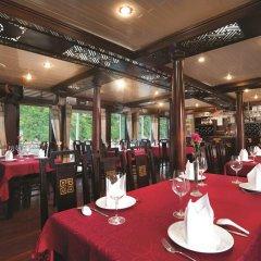 Отель Halong Apricot Cruise питание