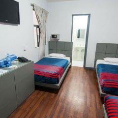 Hotel Amigo Zocalo 3* Стандартный номер фото 6