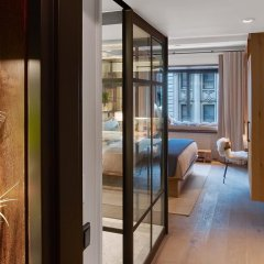 Отель 1 Hotel Central Park США, Нью-Йорк - отзывы, цены и фото номеров - забронировать отель 1 Hotel Central Park онлайн балкон