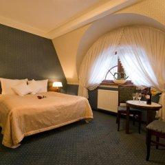 Отель Willa Jaśkowy Dworek 3* Студия с различными типами кроватей фото 4