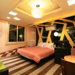 Haeundae Grimm Hotel 2* Номер Делюкс с различными типами кроватей фото 23