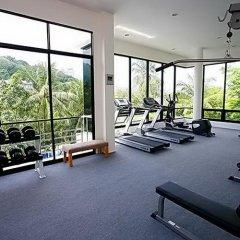Отель Karon Hill Residence фитнесс-зал