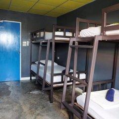 B&B House & Hostel Кровать в мужском общем номере с двухъярусной кроватью фото 9