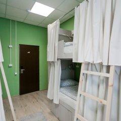 Brusnika Hostel комната для гостей