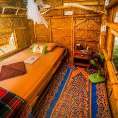 Отель The Earth House 2* Стандартный номер с различными типами кроватей фото 4