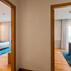 Отель OPOHotel Porto Aeroporto 4* Стандартный номер с различными типами кроватей