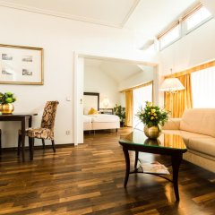 Отель Suitess Германия, Дрезден - 2 отзыва об отеле, цены и фото номеров - забронировать отель Suitess онлайн комната для гостей фото 3