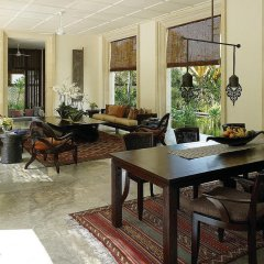 Отель Four Seasons Resort Bali at Jimbaran Bay 5* Вилла с различными типами кроватей фото 3