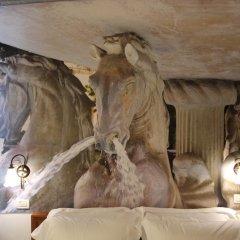 Hotel Sovrana & Re Aqva SPA 4* Номер Эконом двуспальная кровать фото 2