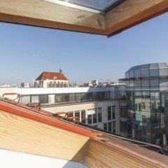 Апартаменты King Wenceslas Apartments Прага балкон