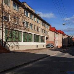 Отель Raugyklos Apartamentai Улучшенная студия фото 14