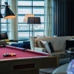 Отель Rosewood Abu Dhabi 5* Стандартный номер с различными типами кроватей фото 10