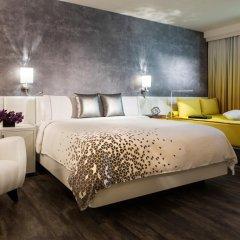 Renaissance New York Times Square Hotel 4* Стандартный номер с различными типами кроватей фото 7