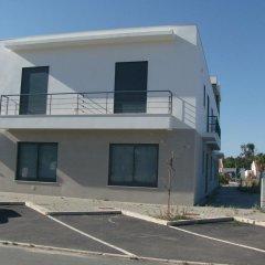 Отель Alojamento Local Verde e Mar парковка