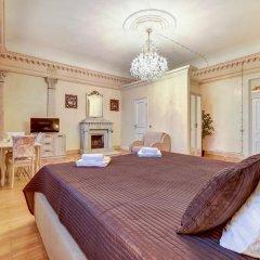 Hotel 5 Sezonov 3* Студия Делюкс с различными типами кроватей фото 24