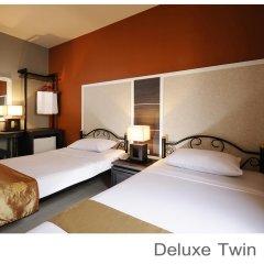 Отель Rambuttri Village Inn & Plaza 3* Номер Делюкс с 2 отдельными кроватями фото 5