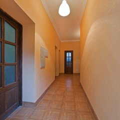 ХЗ Хостел Кровать в общем номере с двухъярусной кроватью фото 12