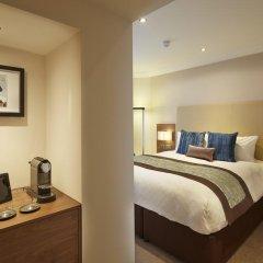 Amba Hotel Charing Cross 4* Номер Делюкс фото 6