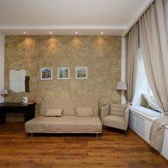 Сити Комфорт Отель 3* Люкс с разными типами кроватей фото 15