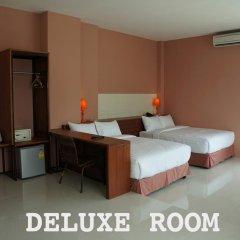 Отель The Chalet Panwa & The Pixel Residence 3* Номер Делюкс с различными типами кроватей фото 5