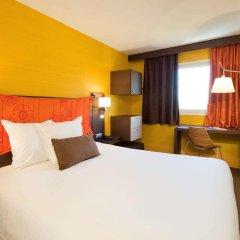 Hotel Mercure Paris Porte de Pantin Стандартный номер с различными типами кроватей фото 3