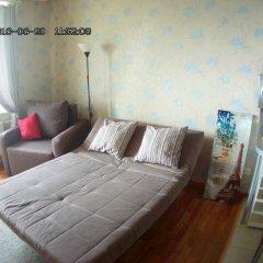 Апартаменты Komendantsky Apartment Санкт-Петербург комната для гостей фото 3