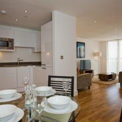 Апартаменты Apple Apartments Greenwich в номере