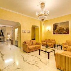 Отель MILANI Рим интерьер отеля фото 3