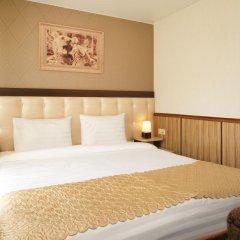 Гостиница Яхонты Таруса Стандартный семейный номер с двуспальной кроватью фото 5
