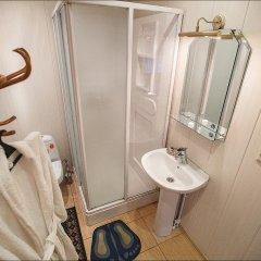 Гостиница Омега 3* Улучшенный номер с двуспальной кроватью фото 4